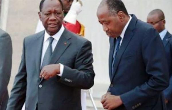 nouveau gouvernement la consigne de ouattara gon coulibaly ceux qui frappent la porte. Black Bedroom Furniture Sets. Home Design Ideas